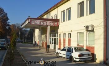 Кумановската Итна медицинска помош со зголемен број интервенции