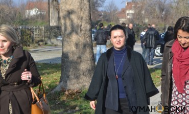 Ременски на Табановце, Спасовски во посета на ПТЦ Гевгелија