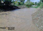 Зголемен водостојот на дел од реките и на Дојранското Езеро