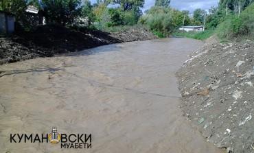 Кооринативното тело за управување со кризи со посебни мерки за спречување поплави