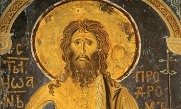 Денес се празнува Свети Јован Крстител