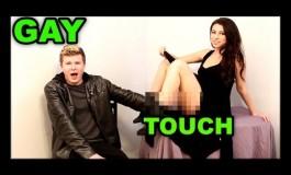 Реакција на хомосексуалец кој за прв пат допира вагина (видео)