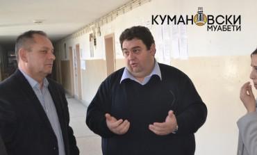 Влатко Поповски се сретна со невработените кумановци