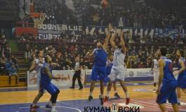 КК Куманово денес игра за финале во домашниот куп