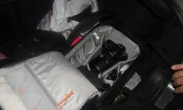 Цариниците на Табановце запленија 12.000 евра и професионален фотоапарат (фото)