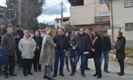 ОК на ВМРО-ДПМНЕ: Локалната власт не презема ништо за безбедноста на ул.Драган Стопаревиќ (видео)