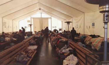 Хуманитарна помош од Бугарија за бегалците на Табановце