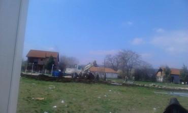 ТЦ Табановце се оградува со триметарска ограда