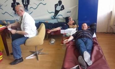 Кумановските социјалдемократи го одбележаа Светскиот ден на крводарители