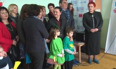 Пуштен во употреба Центарот за ран детски развој во Иго Тричковиќ