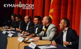 Максим Димитриевски: Куманово никогаш нема да му го прости 9-ти мај на Груевски (видео)