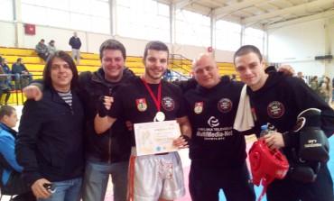 Филип Наковски од Куманово државен првак на ММА превенство за сениори (фото)