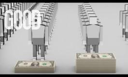 Како би изгледало општеството кога во него би живееле само 100 луѓе? (видео)