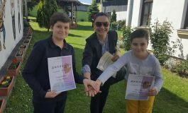 Први награди од натпреварот во Србија донесоа учениците од музичкото училиште (фото)
