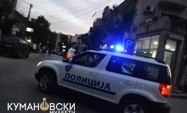 Полицаец повреден при интервенција во Куманово