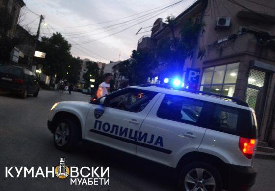 20-годишнен мотоциклист настрада во сообраќајка на патот Куманово – Овче Поле