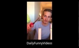 Дали овој трик за палење свеќа навистина може да се изведе? (видео)