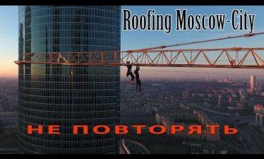 Храбри Руси решиле Москву да гу видив од птичју перспективу (видео)