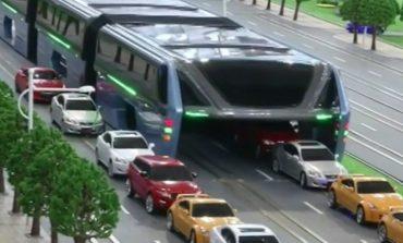 Футурстичкиот автобус за кој зборува целиот свет (видео)