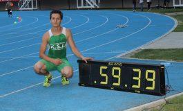 Кумановските атлетичари со нови 11 медали, срушени рекорди и место во репрезентацијата (галерија)