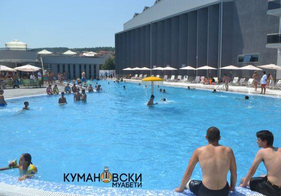 Започнува сезоната на отворениот Градски базен