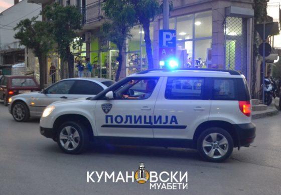 Две лица повредени во сообраќајка во Куманово