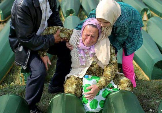 23 години од геноцидот во Сребреница