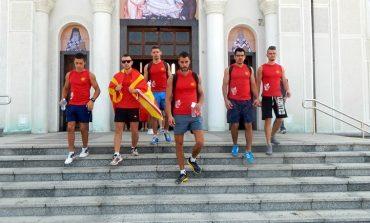 """Кумановските """"гладијатори"""" се подготвуваат да ја освојат и Хрватска (видео)"""