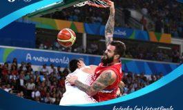 Српските кошаркари во полуфинале на Олимпијадата во Рио