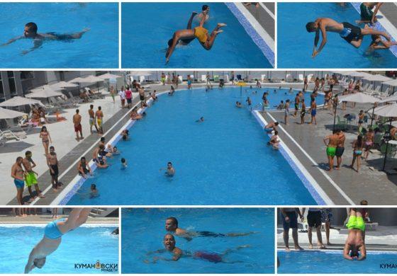 Во петок започнува новата сезона на отворениот градски базен
