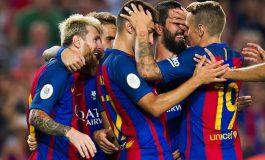 Барселона го освои шпанскиот Суперкуп