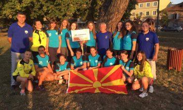 Се потврди европскиот квалитет на кадетките на ЖРК Куманово