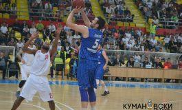 КК Куманово со Карпош Соколи ќе си ги одмери силите во домашниот Супер куп