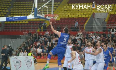 КК Куманово утревечер против Карпош Соколи во Супер купот