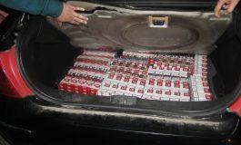 Девизи, дрога и цигари запленети на граничниот премин Табановце (фото)
