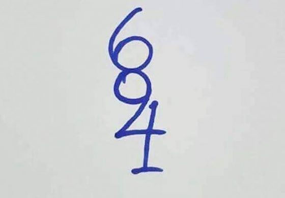 Само 2% од луѓето можат да ги видат сите броеви на оваа фотографија