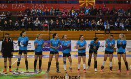ЖРК Куманово патува на реванш во Мадрид (видео)