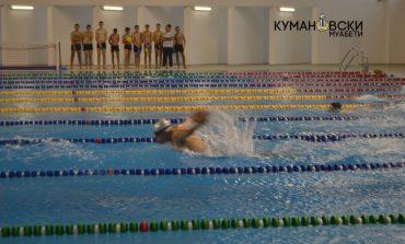 Најбрзиот пливач ќе стигне до крстот во Градскиот базен