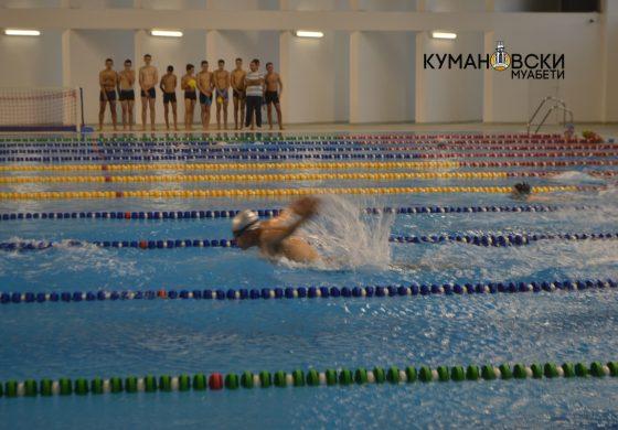 За 50% намалени субвенциите за пливање на учениците во Затворениот базен
