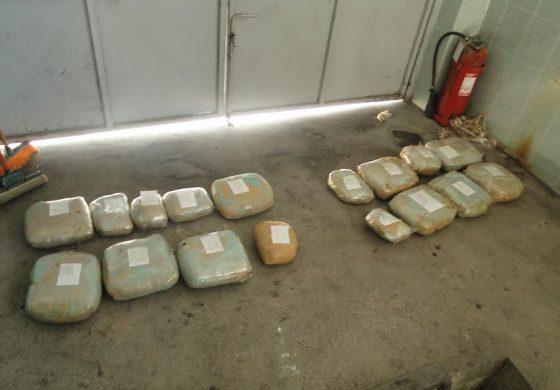 На Блаце запленети 750 килограми марихуана