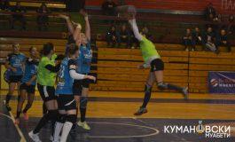 Нијанси го решија натпреварот помеѓу ЖРК Куманово и Вардар СЦЈС