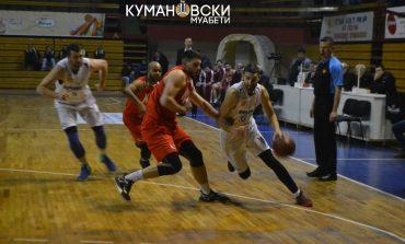 Мечот КК Куманово - КК Кожув одложен за четврток