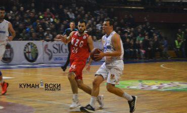 """КК Куманово денес ќе игра против Работнички, но ќе """"заигра"""" и тужба за МКФ"""