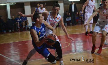 Со 30 поени разлика КК Куманово го декласираше АВ Охрид