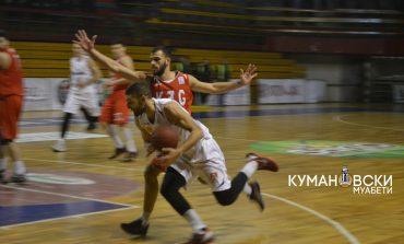 КК Куманово вечерва гостува кај АВ Охрид