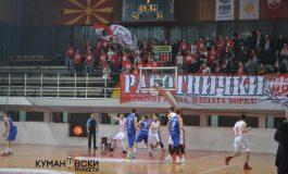 Куманово го загуби првиот полуфинален меч против Работнички