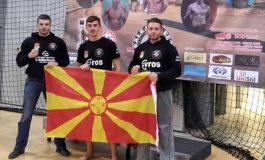 Кумановските кик-боксери со врвни резултати од Балканскиот куп