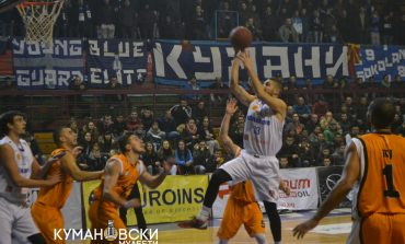 Секунда пред крајот КК Куманово го загуби мечот против Башкими (галерија+видео)
