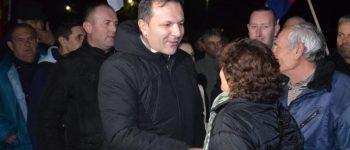 Спасовски од Куманово вети повисоки плати за настанвиците (фото+видео)