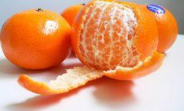 Кората од мандарина - лек за кашлица